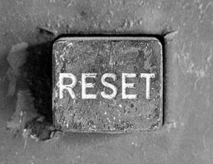 reset-in-cement