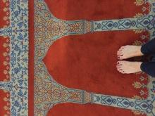 IMIstanbul_11_22 -Süleymaniye Mosque-carpet