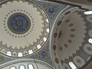 Instanbul_11-22-FirstMosque-Cieling